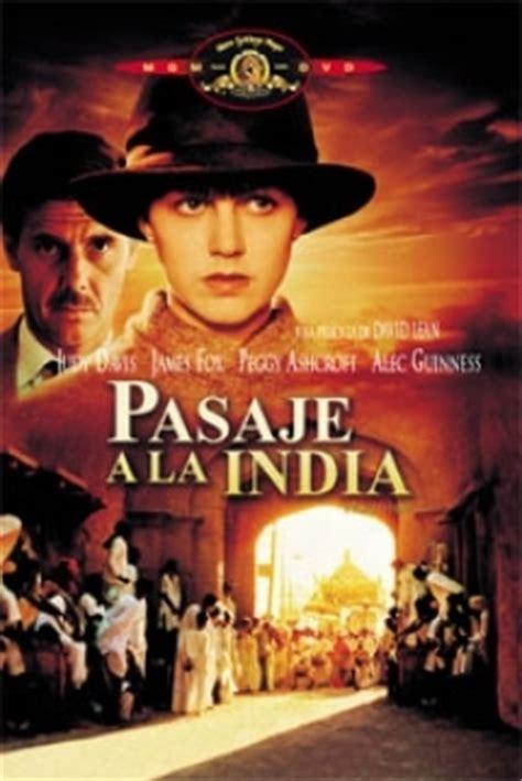 libro a passage to india pel 237 cula pasaje a la india 1984 a passage to india pasaje a la india abandomoviez net