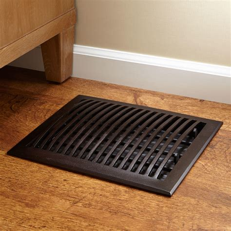 modern bronze floor l contemporary steel floor register hardware