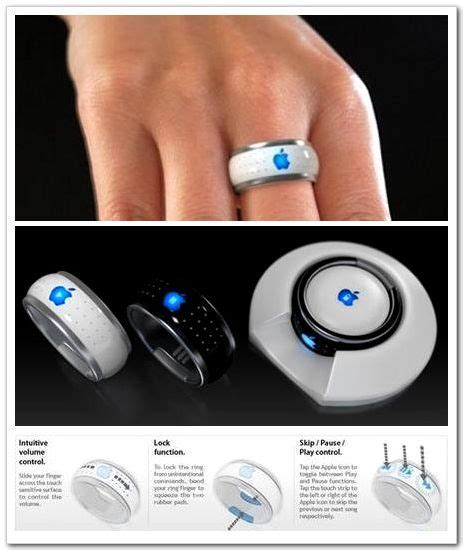 new tech product ideas your iphone ipod and any apple device remotely through using i ring to miss