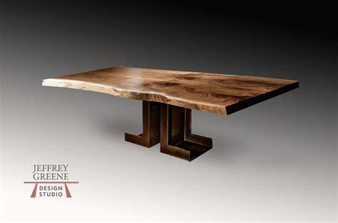 live edge conference table conference tables jeffrey greene design studio