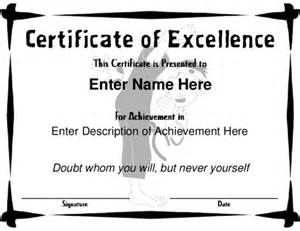 Martial Arts Certificate Template by Martial Arts Certificate Templates Award Certificate
