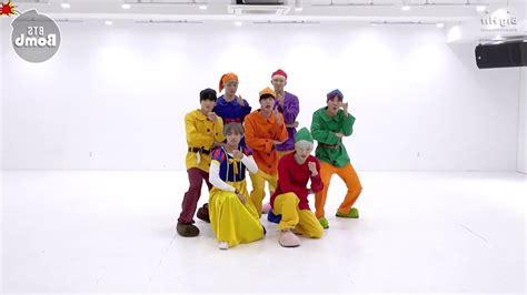 bts gogo dance tutorial bts 방탄소년단 고민보다 go gogo dance practice mirrored