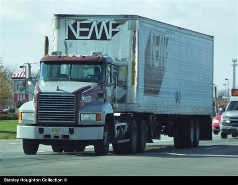 stanley houghton s new motor freight truck pictures