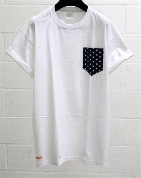 pattern for shirt pocket men s stars pattern white pocket t shirt men s t shirt