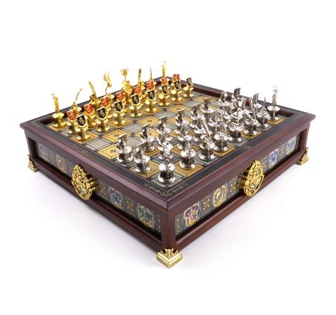 chess set harry potter quidditch chess set ebay