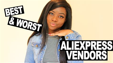 aliexpress vendors best worst aliexpress vendors youtube