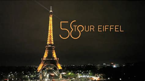 Best Dining Table by Restaurant 58 Eiffel Tower By Justring Com Youtube