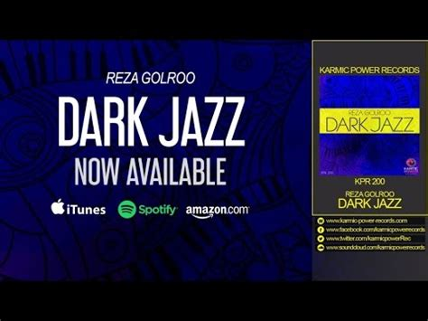 dark house music video reza golroo dark jazz karmic power records house music 2017 youtube