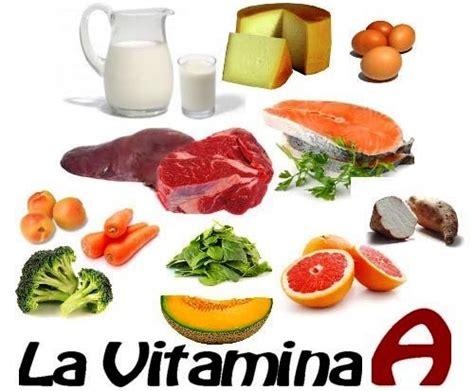 alimento b 191 qu 233 alimentos contienen vitamina a vitamina a
