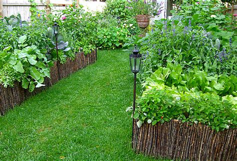 home and garden small space gardening ideas
