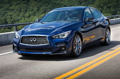 infiniti q50 2018 infiniti q50 priced from 35 105 motor trend