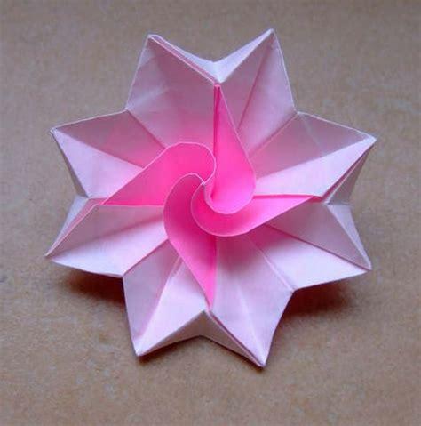 Le Origami - 1000 id 233 es sur le th 232 me fleurs en origami sur