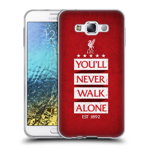 liverpool fc lfc you ll never walk alone soft gel for samsung phones 3 ebay