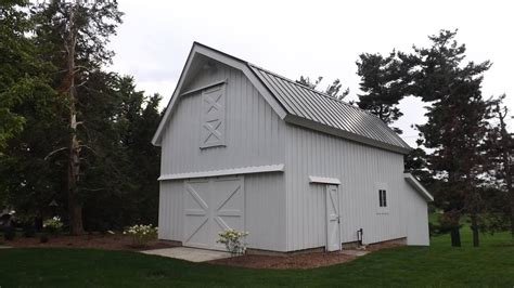 Barn Plan by Barn Plans Store