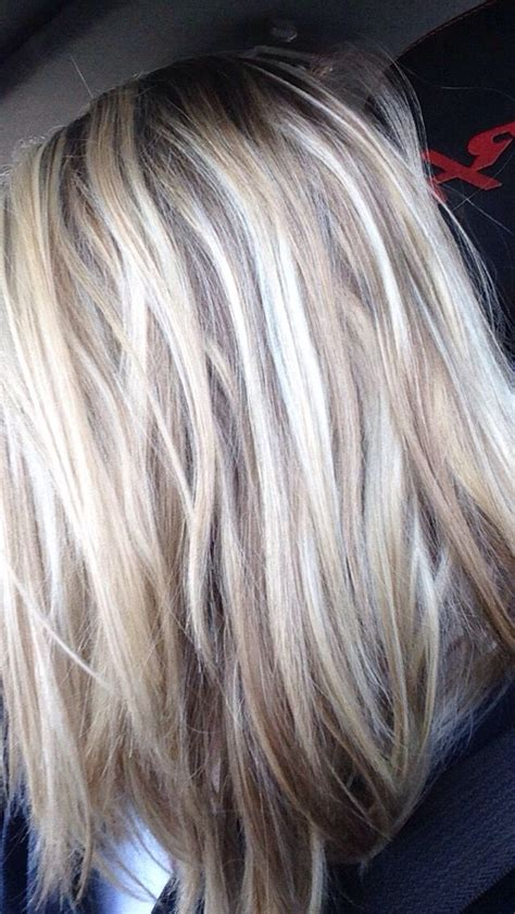 will pale ash blonde highlights blend with gray and brown hair light brown dirty blonde with light blonde highlights and