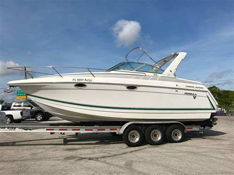 formula pc boats for sale formula 27 pc 1998 for sale for 17 500 boats from usa