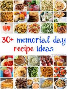 30 memorial day recipe ideas