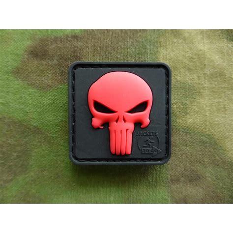 Patch Rubber Patch Punisher Merah Brevet jtg punisher patch blackmedic 3d rubber patch 3 40 jackets to go berlin