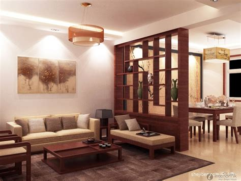 fascinating partition room kitchen  living ideas