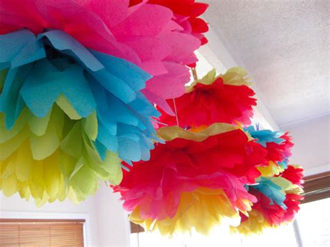 How To Make A Mexican Flower Out Of Tissue Paper - thirtynine flower factory