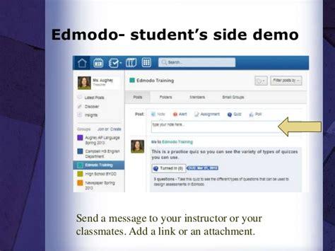 edmodo classes edmodo training