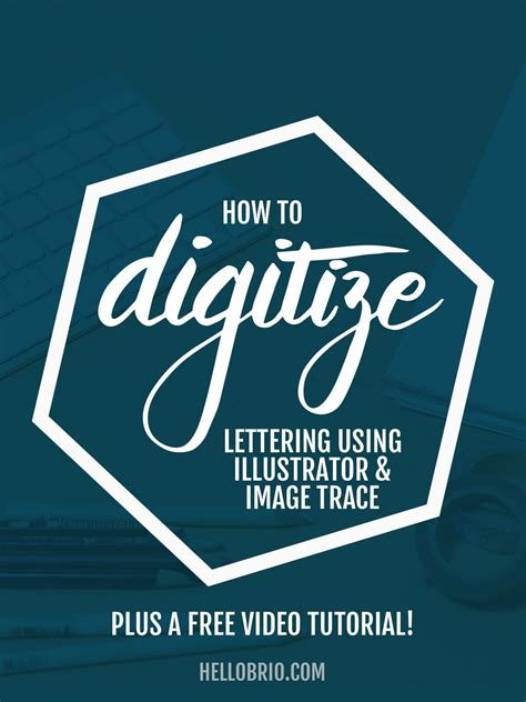 hand lettering tutorial illustrator how to digitize your hand lettering using illustrator s