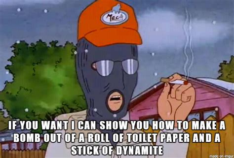 king of the hill meme dale gribble meme boomhauer meme