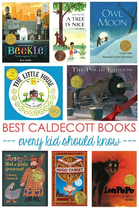 caldecott award picture books 10 best caldecott books every kid should written