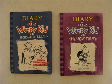 pictures of jeff kinney books diary of a wimpy kid 2 paperback books by jeff kinney