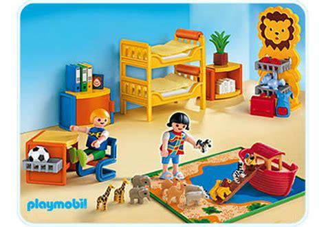 chambre des enfants 4287 a playmobil 174