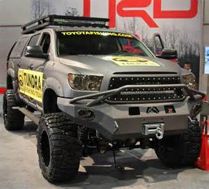 Toyota Tundra Builder Toyota Tundra Trd Fishing Team Build 4x4 Roading