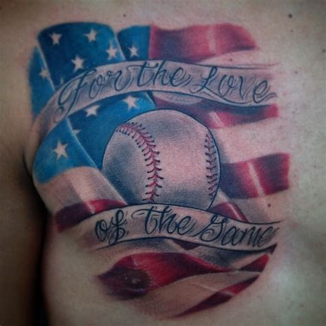 cool baseball tattoos baseball tattoos by bullseye artist mattfibikar