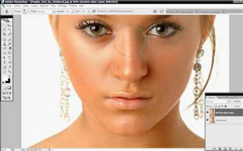 photoshop cs3 smooth skin tutorial how to get perfect smooth skin by photoshop tutorial