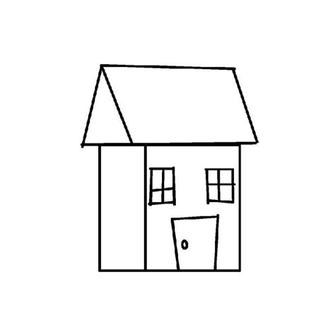 easy house drawing kanji japanese lessons how to while learning the japanese kanji