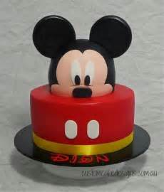 mickey mouse kuchen 2 year mickey mouse cake especialz