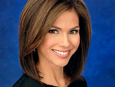 News Anchor In La Hair | christine johnson profile famous people photo catalog