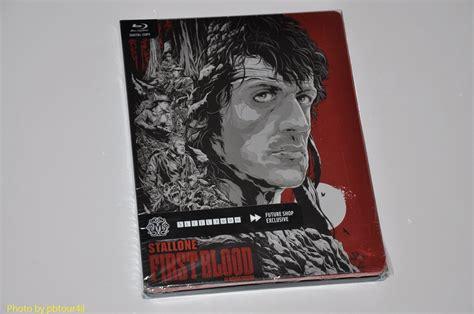 Rambo Blood Mondo Futureshop Exclusive Steelbok 003 blood mondo x steelbook future shop exclusive canada page 9 hi def