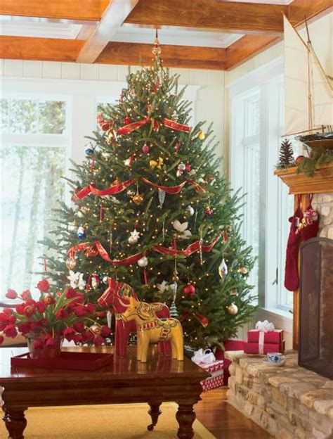 the terms best live christmas trees for decorating tree decorating ideas midwest living