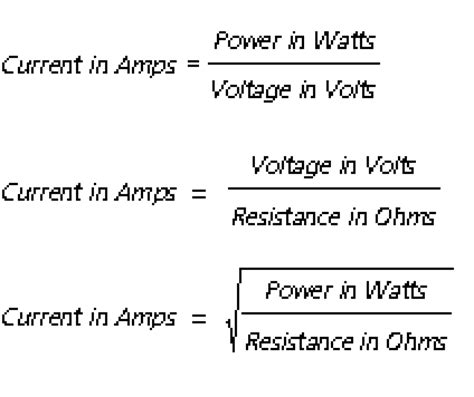 how do you calculate watts from s and volts jeep tech electrical road