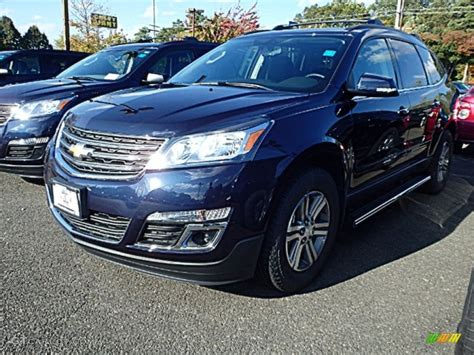chevrolet traverse blue 2015 blue velvet metallic chevrolet traverse lt awd