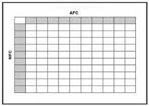 printable bowl block pool template 2015 superbowl grid autos post