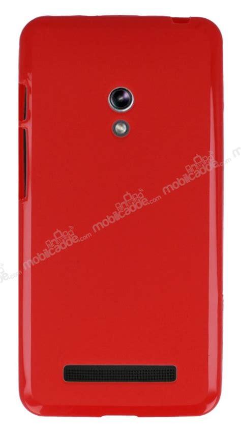 Silikon Asus Zenfone 6 asus zenfone 6 k箟rm箟z箟 silikon k箟l箟f mobilcadde