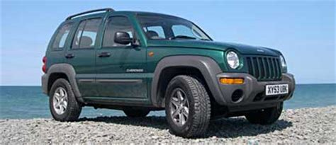 Jeep Liberty Diesel Reviews 2005 Jeep Liberty Diesel Road Test Review Automobile