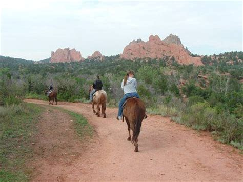 Garden Of The Gods On Horseback 1000 Images About Colorado Places To Go On
