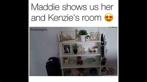 Maddie Ziegler Room Tour by Maddie And Mackenzie Ziegler Room Tour