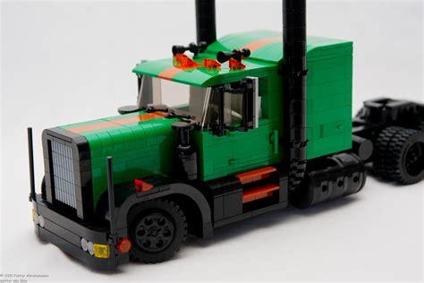 lego truck lego ideas style truck