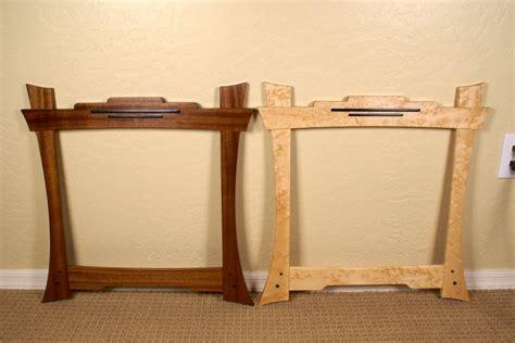 Bed Bench Diy G Amp G Mirror Frame The Wood Whisperer Guild