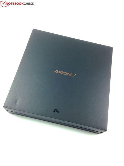 zte test test zte axon 7 smartphone notebookcheck tests