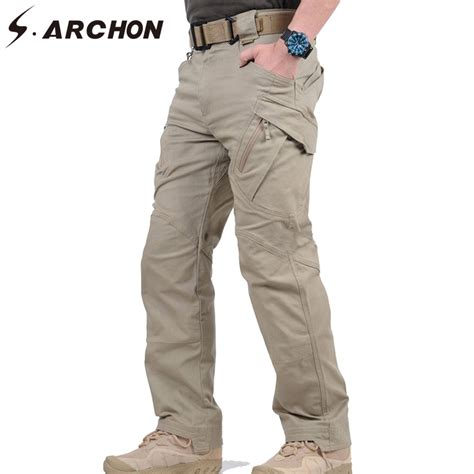 Celana Balckhawk s archon ix9 city tactical cargo swat combat army trousers casual many