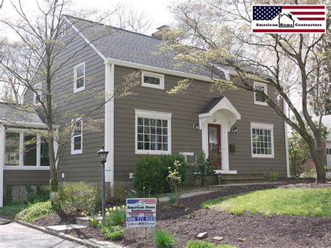 hardie siding projects american home contractors